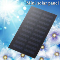 Mini 5V 1.25W Solar Panel Power Module For Light Battery Cell Phone Charger-DIY