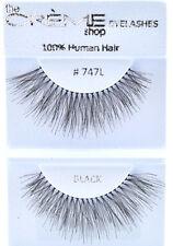 12 Pairs Creme Eyelashes 100 Human Hair Eyelashes #747l
