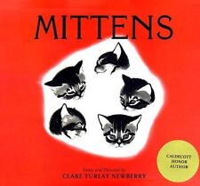 Mittens by Clare Turlay Newberry c1998, VGC Hardcover