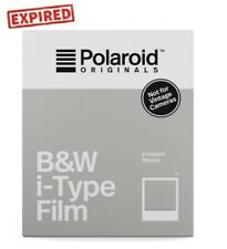 EXP 09/2020 - Polaroid B&W i-Type Instant Film for OneStep 2 Now OneStep+ Lab