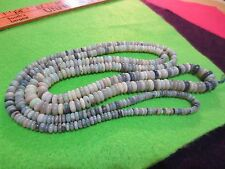 "Natural Australian SOLID Opal Graduated Loose Strung Beads 47""  Necklace Craft"