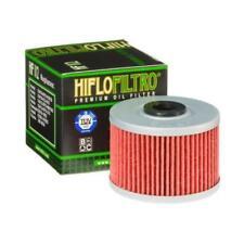 Filtros de aceite rojos Hiflofiltro Para Moto para motos