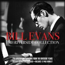 BILL EVANS - RIVERSIDE COLLECTION 5 CD NEUF