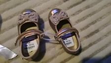 NWT Toddler Girls Naturmo express Shoes Size 6