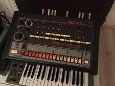 Original Roland Tr 808 - Rare vintage drum machine synthesizer
