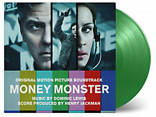 OST  MONEY MONSTER   Soundtrack  Ltd. Green Coloured 180g vinyl  LP  SEALED