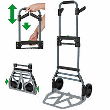 Sackkarre klappbar 100 kg Transportkarre Stapelkarre Handkarre Plattformwagen