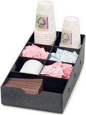 Vertiflex 7-Compartment Condiment Caddy, Single Level, 8.75 x 16 x 5.25 Inches