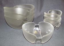 Rosenthal Konvolut Design Glas Schalen Ätzmarke