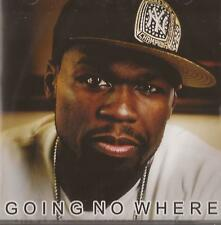50 Cent - Going No Where (CD) NEW/SEALED