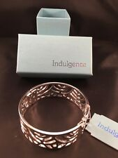 Indulgence Boxed Silver Plated Bracelet, Fully Tagged