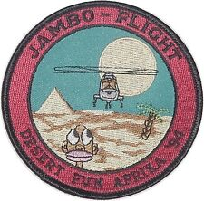 Patch Patch MFG 3 jambo-Flight Desert Fun África 1994 sea lynx... a2717