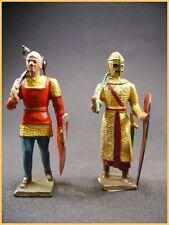 CBG Mignot moyen age, les croisades, croisés  (antique toys)