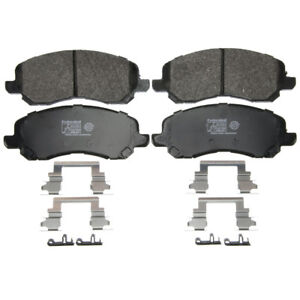 Disc Brake Pad Set-SST Front Federated MD866