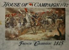 A Call To Arms 1/72 Napoleonic Waterloo French Carabiniers Pro 53