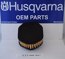 Genuine OEM  Husqvarna 537444401 Air Filter Assembly for 395XP Chainsaws