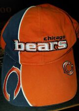 GORGEOUS VINTAGE CHICAGO BEAR REEBOK AUTHENTIC PRO MODEL GAME MODEL SNAPBACK HAT