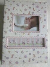 "New listing Baby Album - Nameworks - ""Princess"" Motif - Unused"