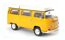 #11334 - Premium ClassiXXs VW T2a Camping (neues Faltdach) - gelb  - 1:43