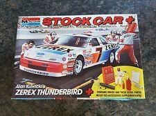 Monogram 1/24 zerez Thunderbird Stock Car #7 très bon état très RARE
