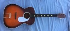 Vintage Silvertone Acoustic Guitar USA Made With Original Case