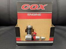 Rare! Cox Medallion .051 Model Airplane Engine ** 1 of 258 Ever Made! **