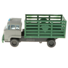 Plastic Large Truck Military Model Toy Soldiers Army Men Accessories -Green