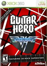 Guitar Hero: Van Halen Xbox 360 New Xbox 360