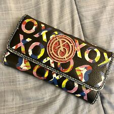 XOXO Checkbook Wallet