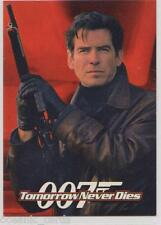 JAMES BOND TOMORROW NEVER DIES TRADING CARDS PROMO CARD P2 INKWORKS - BROSNAN