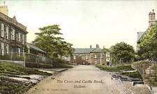 Halton near Widnes. The Cross & Castle Road in W.H.Mack's.
