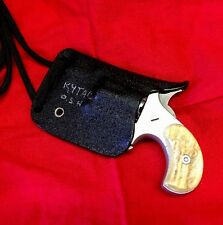 "Kydex Neck Pendant Holster For NAA .22 Long Rifle 1 1/8"" by KYTAC at 1/2 Price!"