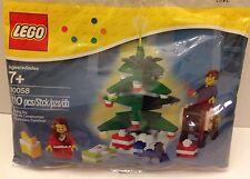 Lego 2013 Holiday Christmas 40058 Christmas Decorating The Tree Sealed Polybag