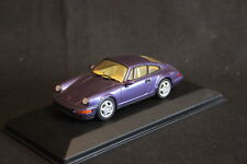 Minichamps Porsche 911 Carrera 2/4 1992 1:43 Purple (HB)