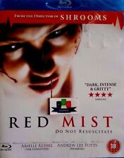 Red Mist (Arielle Kebbel) Blu-Ray 2009 New and Sealed