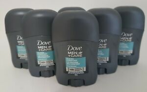Lot of 10 Dove Men Care Clean Comfort antiperspirant stick 48 hour protection