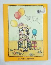 Me Mary Engelbreit Another Birthday? Hardback Book with Sleeve 1985