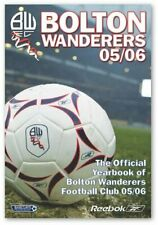 Bolton Wanderers Official Yearbook Book The Cheap Fast Free Post