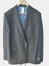 Woolen Long Double Striped Suits & Tailoring for Men
