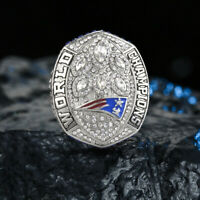 Men's Sport Ring 2018-2019 NEW ENGLAND PATRIOTS Championship Ring