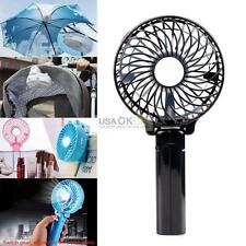 2x Handheld Portable Mini Small Fan Cooling Air Conditioner Summer Cooler w/USB