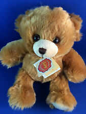 Teddy Gold brown 23cm Hermann teddy Collection original collectible German bears
