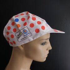 Casquette Meilleur Grimpeur Tour France 2020 Leclerc cyclisme collection N6488