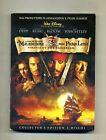 PIRATI DEI CARAIBI - LA MALEDIZIONE DELLA PRIMA LUNA#Walt Disney DVD-Video 2003