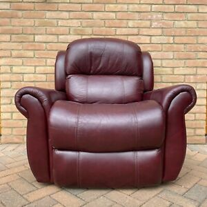 Chair - Quality Extra Comfy T-Motion Electric Leather Recliner Armchair
