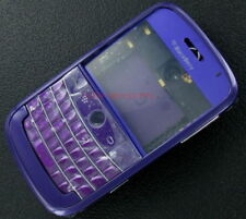 Purple RIM BlackBerry Bold 9000 Full Housing Case Cover