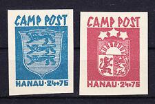 WW2 CAMP POST HANAU -  MINT NEVER HINGED - PRISONER OF WAR - POW