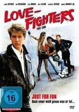 # DVD LOVE FIGHTERS - TUFF TURF - Rarität mit JAMES SPADER + ROBERT DOWNEY JR.