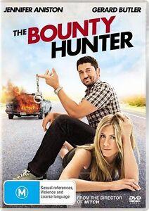 The Bounty Hunter (DVD, 2010) Region 4 - Jennifer Aniston,Christine Baranski