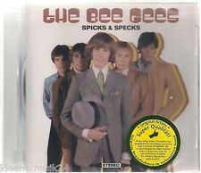 CD Bee Gees `Spicks & Specks` Neu/New/OVP Rare - Barry, Maurice and  Robin Gibb